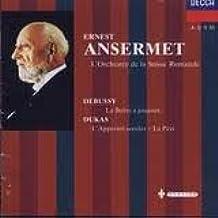 Ernest Ansermet, Vol. 2 - Debussy: Images, Nocturnes, Printemps