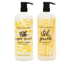 Bumble and Bumble Gentle Shampoo & Super Rich Conditioner Duo 33.8 oz by Bumble and Bumble