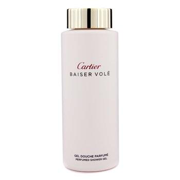 Cartier Baiser Vole Perfumed Shower Gel for Women 6.75 oz / 200 ml ()