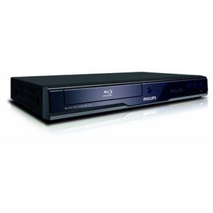 Philips BDP5110 Blu-ray Disc Player (Blue Philips Ray Player)