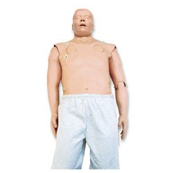 Stat Manikin with New Deluxe Airway Management Head - Airway Head