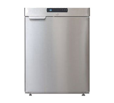 Hoshizaki Stainless Steel Reach-In One Section Undercounter Refrigerator With Three Adjustable Shelves ()