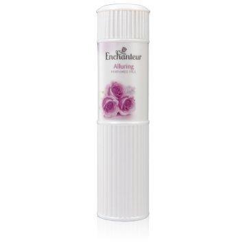 1 ฺBottle X Enchanteur Alluring ,Body Perfumed Talc 100g.