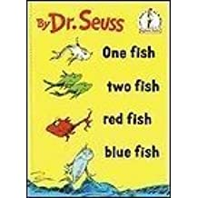One fish, two fish, red fish, blue fish Card Game by University Games