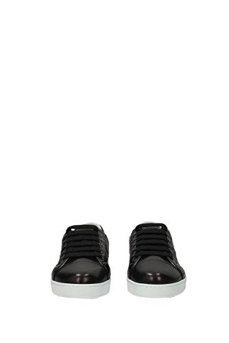 Nero Sneakers Eu 1e344inappa3 Pelle Donna Prada 46OwqFXnx
