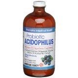 American Health Products - Acidophilus Culture Blueberry, 16 fl oz liquid
