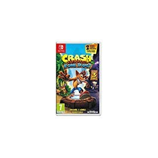 Crash Bandicoot N. Sane Trilogy (Nintendo Switch)