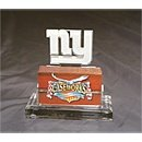 (New York Giants Business Card Holder)