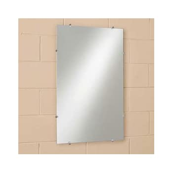 Amazon Com 20 Quot X 30 Quot Rectangle Frameless Bevel Wall