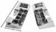 Chevelle Rear Armrest (64-67 Chevelle Rear Arm Rest Base)