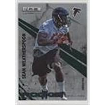 Sean Weatherspoon #8/10 (Football Card) 2010 Panini Rookies & Stars Longevity - [Base] - Emerald #238