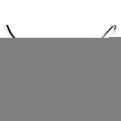 lune demi métallique lecture ressort Pistolet Hommes cadre charnière femmes lunettes et slim Inlefen de cadre qIXwaq