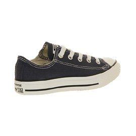 Converse Chuck Taylor All Star, Zapatillas de Lona Infantil Dark Navy