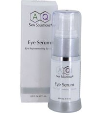 AQ Eye Serum 0.5 oz 15 ml by AQ Skin Solutions