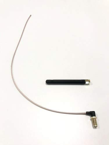 Charge Amps WiFi Antenna Cable w/Connector, CA-100796 (Sparepart)