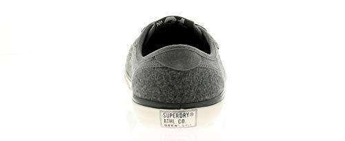 Low Luxe Grey Superdry Pro Tennis Felt Dark Gris CqxRAw