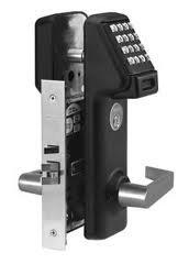 Marks IQ2 I-QWIK Lite Digital Keypad Mortise Lock