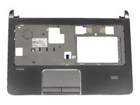 Upper Cpu Cover Chassis - HP 727754-001 Upper CPU cover (chassis top) - For use in models without a fingerprint reader - Includes touchpad