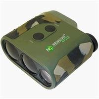 LRM Range Finder Monocular Measure Range: 1500 7x25, Speed Modification: No by Newcon Optik