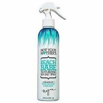 Beach Salt (Not Your Mothers Beach Babe Texturizing Sea Salt Spray 8oz (2 Pack))