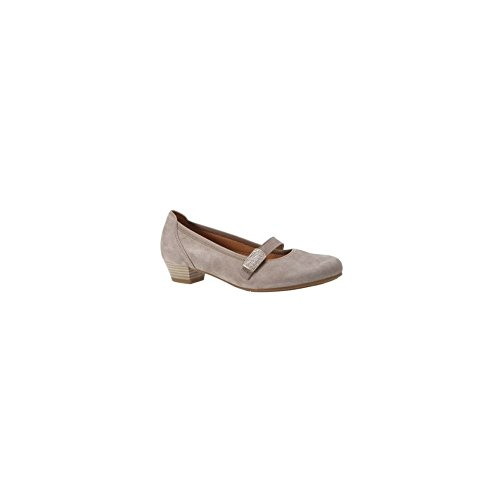 Gabor Copse - Zapatos Mary Jane Mujer Taupe