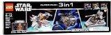 Discount LEGO Star Wars Figure Packs 3 in 1 Microfighters 66515