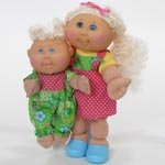 Cabbage Patch Kids and Newborn Big Sister Little Sister Dolls, Baby & Kids Zone