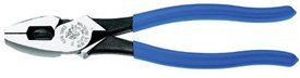 Klein Tools D2000-9NE Heavy Duty Side-Cutting Slim Pliers, 9-Inch