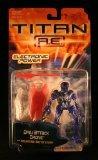 DREJ ATTACK DRONE w/ Pulsating Battle Light TITAN A.E. Electronic Power 2000 Action Figure by Titan A.E.