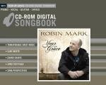 Robin Mark Worship - Year Of Grace CD-ROM Digital SongBook, Robin Mark, 46410 (Transposable Sheet Music, Chord Charts, Lead Sheets, Lyric Test Files, Song Perspectives)
