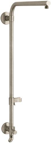 KOHLER K-45210-BV Hydrorail-R Beam Bath and Shower Column, Vibrant Brushed Bronze