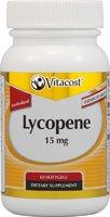 Vitacost Lycopene Featuring LYC-O-MATO -- 15 mg - 60 Softgels
