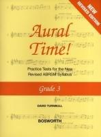 Aural Time Grade Three New Edition David Turnbull