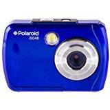 (Polaroid IS048 Waterproof Instant Sharing 16 MP Digital Portable Handheld Action Camera, Blue)