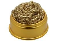 (Aven 17530-TC Soft Coiled Brass Tip Cleaner)