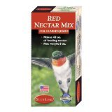 Instant Nectar Bird Food [Set of 3] Color: Red