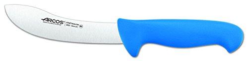Arcos 6-1/2-Inch 160 mm 2900 Range Skinning Knife, Blue