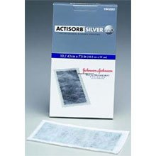 Actisorb Silver Antimicro Dressing 1/8'' X 4 1/8''