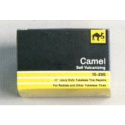 Amflo 4in. Tire Repair Inserts for Steel Belted Radials T...
