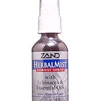 Organic Herbal Mist Throat Spray (Organic Throat Spray - Herbal Mist 2)