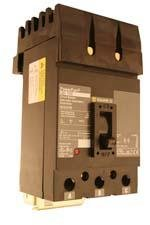 3P Standard Circuit Breaker 150A 240VAC by Square D