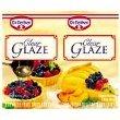 Dr. Oetker Clear Glaze, 2 Packets each - Cake Glaze