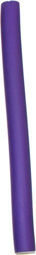 Hair Tools Bendy Rollers - Long Purple (240mm x 20mm)