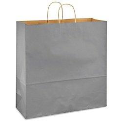 クラフトTintedカラーショッピングバッグ – 18 x 7 x 18 3 4インチ、ジャンボ B072LTWLKM