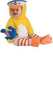 Noah's Ark Duck Infant Costume by BOS