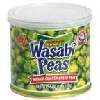 Hapi Wasabi Peas Hot 4.9 OZ (Pack of 4)