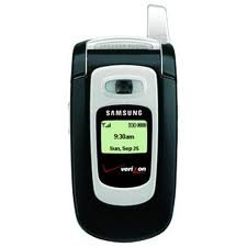 Verizon or PagePlus Samsung SCH-A850 Great Condition Camera CDMA Flip Cell Phone (Page Plus Samsung Cell Phones)