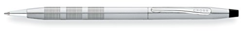 (Cross Classic Century Satin Chrome Ballpoint Pen)
