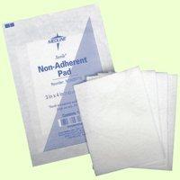 Curad NON25720Z Sterile Non-Adherent Pad, 3
