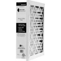12x24x5 (11.75x23.75x4.38) MERV 10 Honeywell Grill Filter (2 Pack)